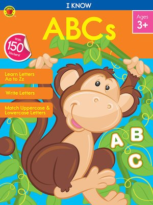 cover image of I Know ABCs