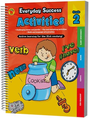 cover image of Everyday Success™ Activities Second Grade