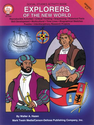 cover image of Explorers of the New World, Grades 4 - 7
