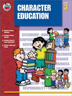 cover image of Character Education, Grade 3