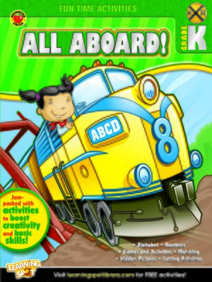 cover image of All Aboard!, Grade K