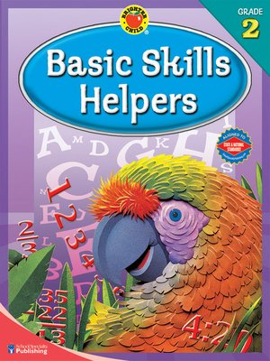 cover image of Basic Skills Helpers, Grade 2
