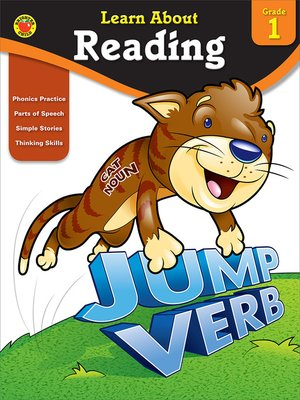 cover image of Reading, Grade 1