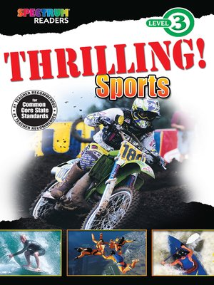 cover image of Thrilling! Sports
