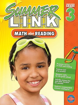 cover image of Math Plus Reading, Grades 2 - 3