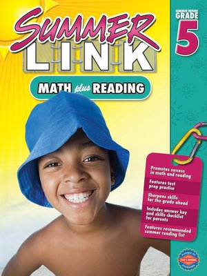 cover image of Math Plus Reading, Grades 4 - 5