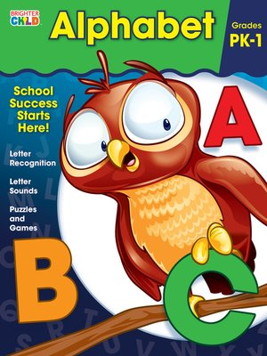 cover image of Alphabet