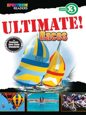 cover image of Ultimate! Races
