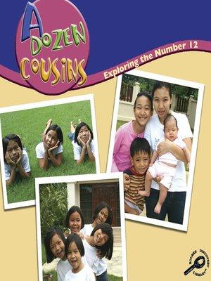 cover image of A Dozen Cousins