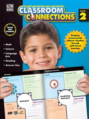 cover image of Classroom Connections, Grade 2