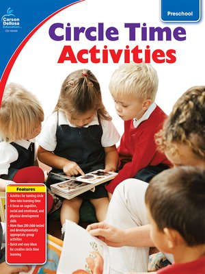 cover image of Circle Time Activities, Grade Preschool