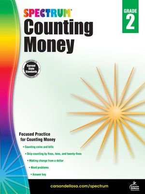 cover image of Counting Money, Grade 2
