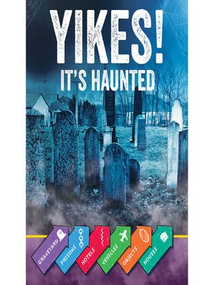 cover image of Yikes! It's Haunted