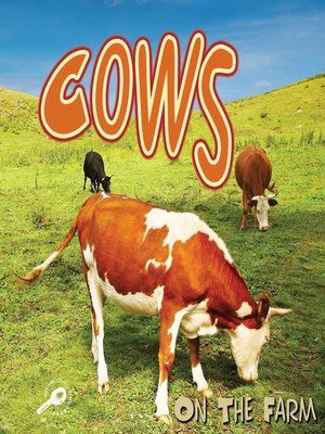 cover image of Cows On the Farm