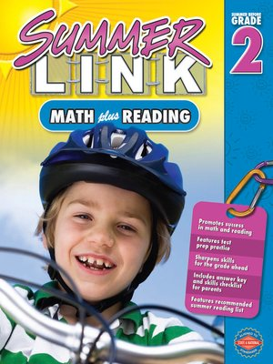 cover image of Math Plus Reading, Grades 1 - 2