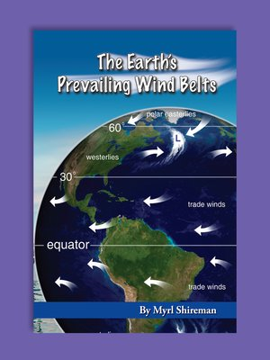 cover image of The Earth's Prevailing Wind Belts