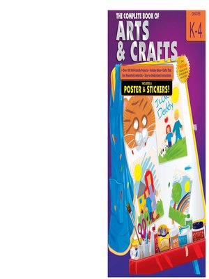 cover image of The Complete Book of Arts and Crafts, Grades K--4