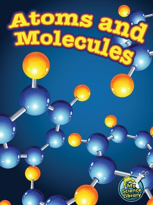 cover image of Atoms and Molecules