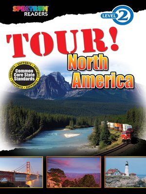 cover image of TOUR! North America