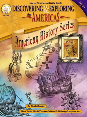 cover image of Discovering & Exploring the Americas, Grades 4 - 7