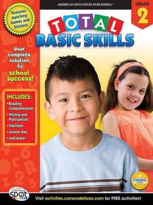 cover image of Total Basic Skills, Grade 2
