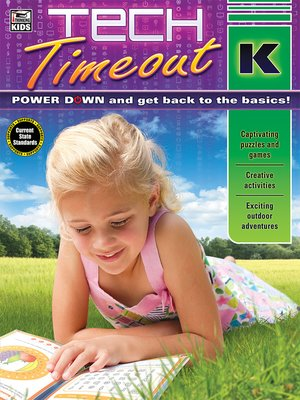 cover image of Tech Timeout, Grade K