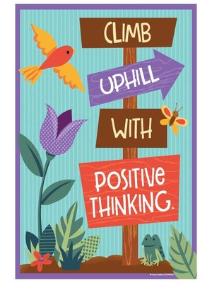 cover image of Nature Explorers Climb Uphill with Positive Thinking