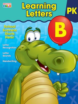 cover image of Learning Letters