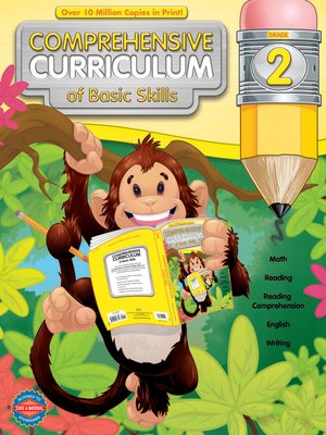 cover image of Comprehensive Curriculum of Basic Skills, Grade 2