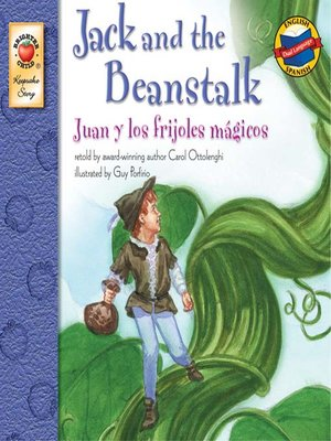 cover image of Jack and the Beanstalk / Juan y los frijoles magicos