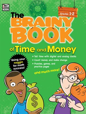 cover image of Brainy Book of Time and Money