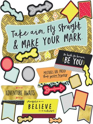 cover image of Aim High Make Your Mark