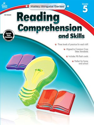 cover image of Reading Comprehension and Skills, Grade 5