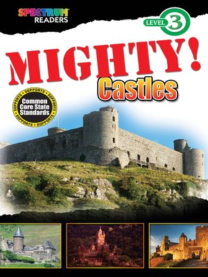 cover image of MIGHTY! Castles