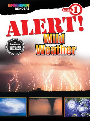cover image of Alert! Wild Weather