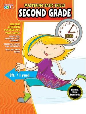 cover image of Mastering Basic Skills® Second Grade Workbook