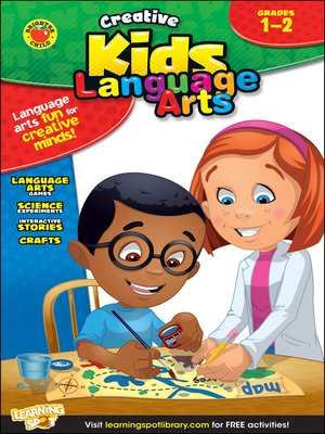 cover image of Language Arts, Grades 1 - 2