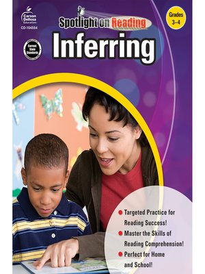 cover image of Inferring, Grades 3 - 4