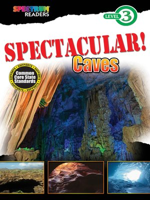 cover image of SPECTACULAR! Caves