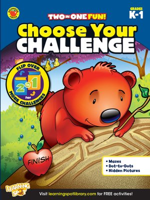 cover image of Choose Your Challenge, Grades K - 1