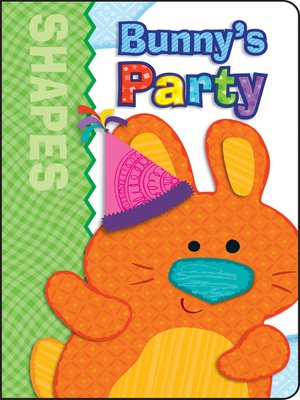 cover image of Bunny's Party, Grades Infant - Preschool