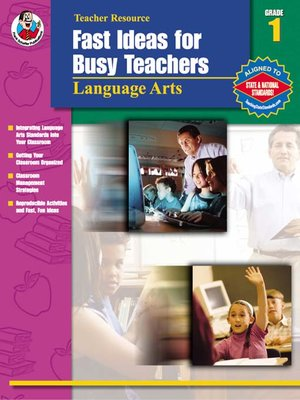 cover image of Fast Ideas for Busy Teachers: Language Arts, 1