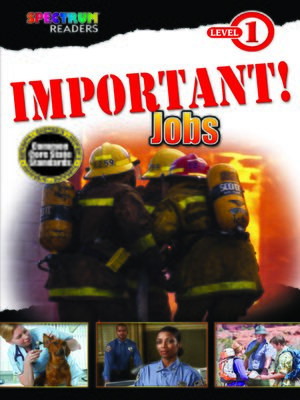 cover image of IMPORTANT! Jobs