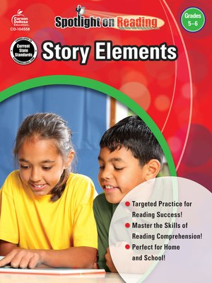 cover image of Story Elements, Grades 5 - 6