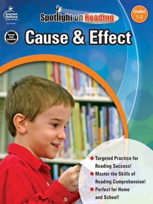 cover image of Cause & Effect, Grades 1 - 2