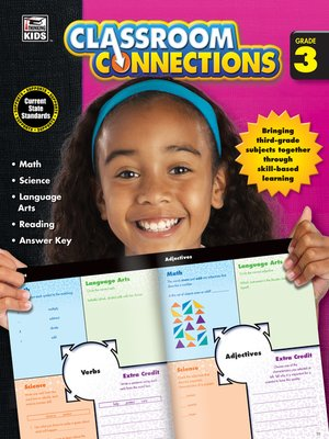 cover image of Classroom Connections, Grade 3