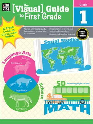 cover image of The Visual Guide to First Grade