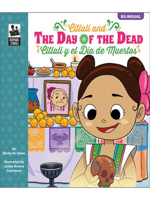 cover image of Keepsake Stories Citlali and the Day of the Dead