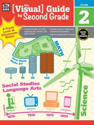 cover image of The Visual Guide to Second Grade