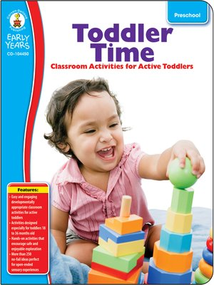 cover image of Toddler Time, Grade Preschool